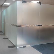 Stiklų matinimas dekoravimas